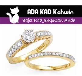 ADA Kad Kahwin menyediakan Bajet Kad Jemputan kepada bakal pengantin.