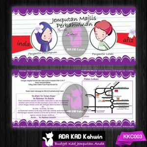 Kad kahwin murah di malaysia.